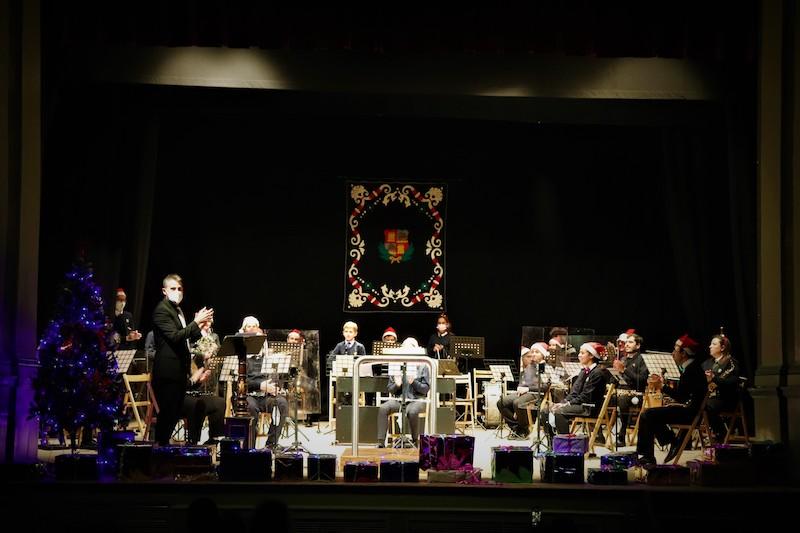 Rioseco da la bienvenida al año nuevo en clave musical