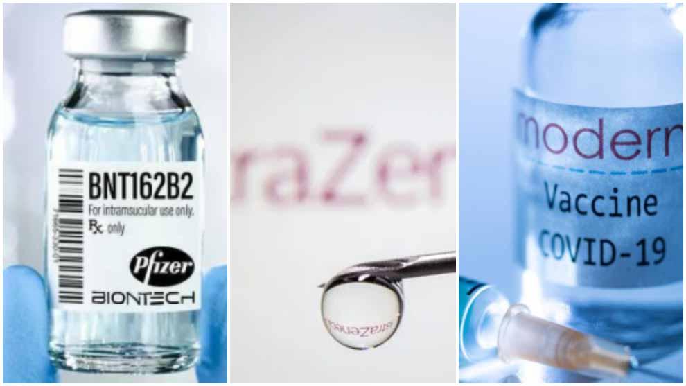 Castilla y León recibe hoy 28.080 vacunas de Pfizer y 3.700 de Moderna frente a la covid-19