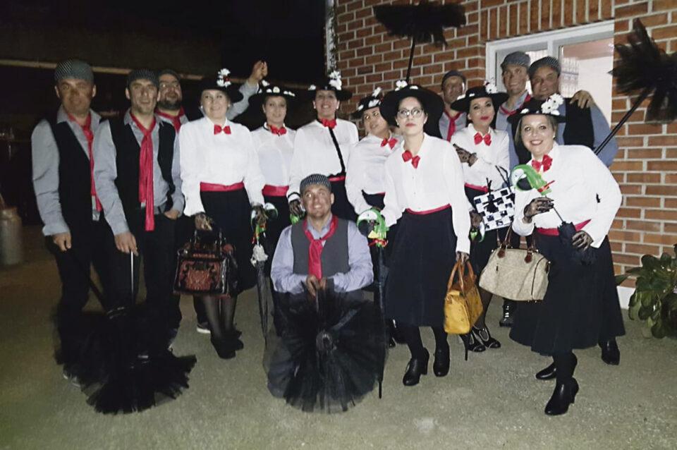Villabrágima convoca el concurso 'Carnaval en casa'