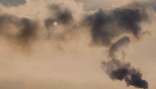 Medio Ambiente alerta del aumento de partículas de polvo procedentes de África