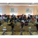 Alumnado del IES Tierra de Campos celebra San Valentín