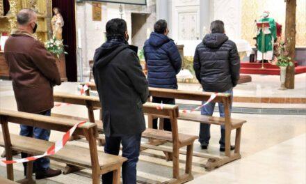 La Junta de Castilla y León recuerda que la limitación de 25 personas en lugares de culto está suspendida desde el pasado sábado