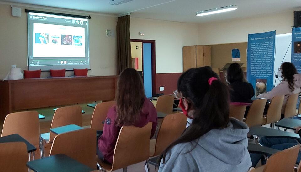I.E.S. Tierra de Campos celebra el Día Internacional de la Mujer y la Niña en la Ciencia