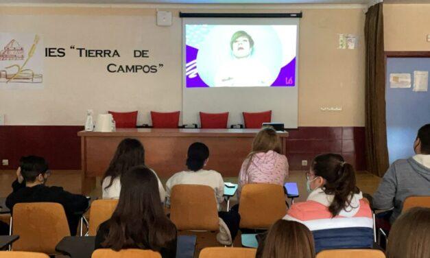 El IES Tierra de Campos reivindica el Día Internacional de la Mujer a lo largo de la semana