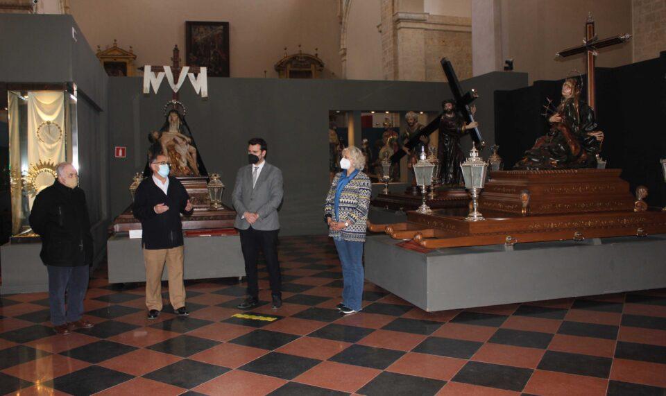 El Museo de Semana Santa de Rioseco abre de forma ininterrumpida y gratuita hasta el 5 de abril