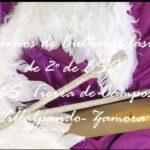 Alumnado del I.E.S. Tierra de Campos participan en el Festival Européen Latin Grec
