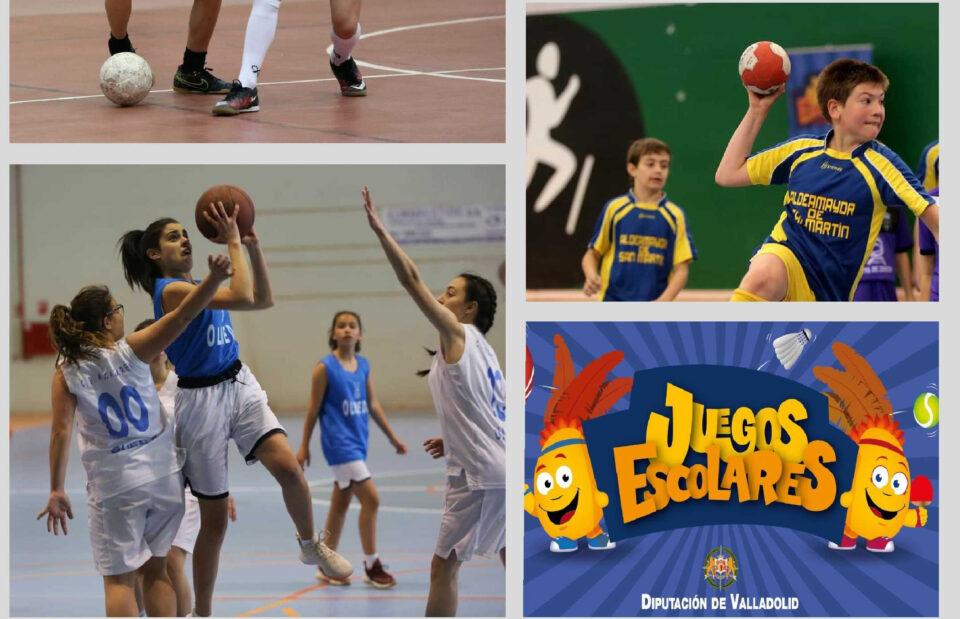 La Diputación abre las inscripciones de las nuevas modalidades deportivas de los Juegos Escolares