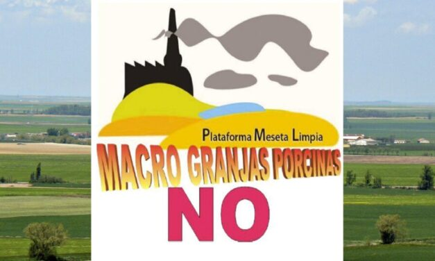 La plataforma Meseta Limpia se suma a las quejas de la ciudadanía de Tierra de Campos por la construcción de una macrogranja para más de 3.000 cerdos