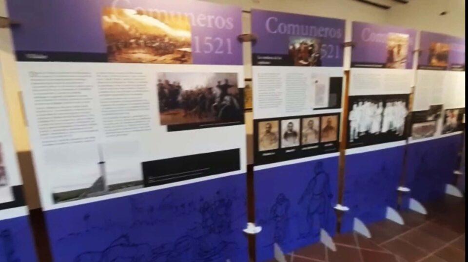 La Red de Conjuntos Históricos inicia  en Ampudia los actos culturales en conmemoración de los 500 años del Movimiento Comunero