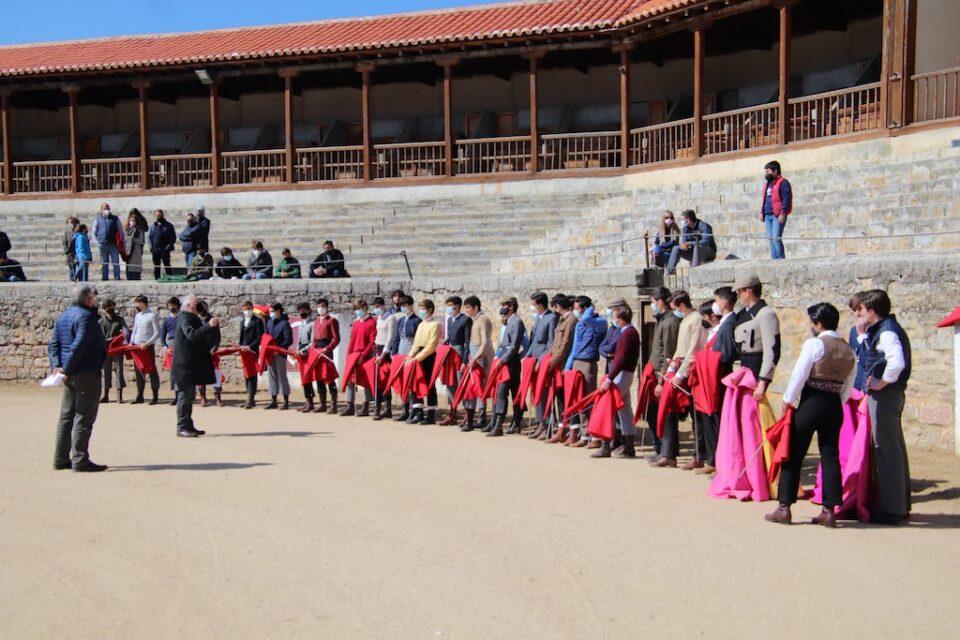 Los festejos taurinos regresan a Rioseco casi dos años después