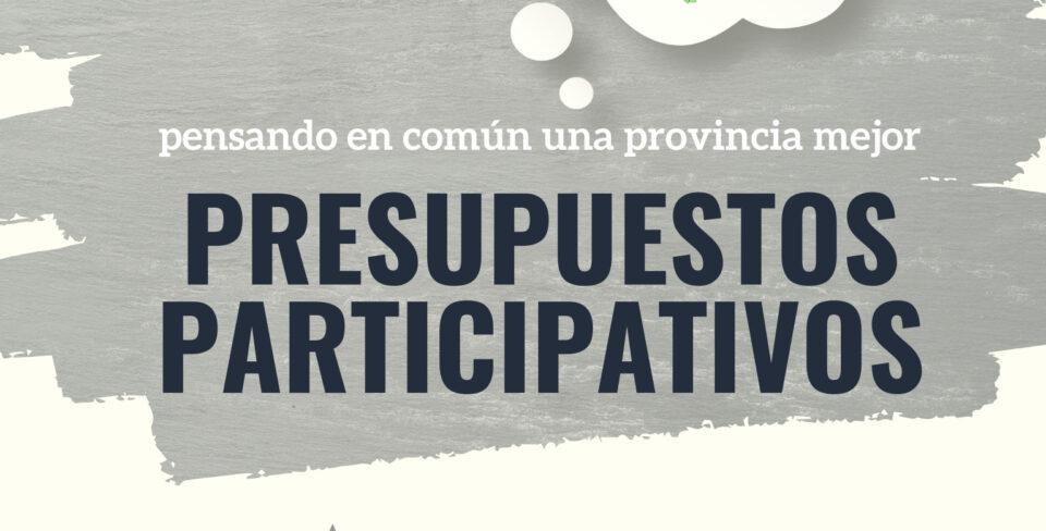 La Diputación de Valladolid retoma el proceso de presupuestos participativos