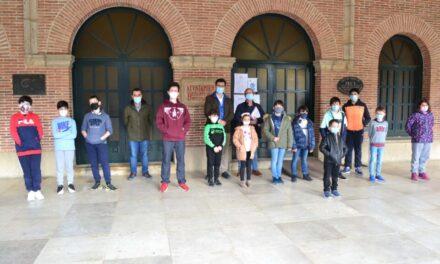 Da comienzo la Escuela de Ajedrez de Medina de Rioseco