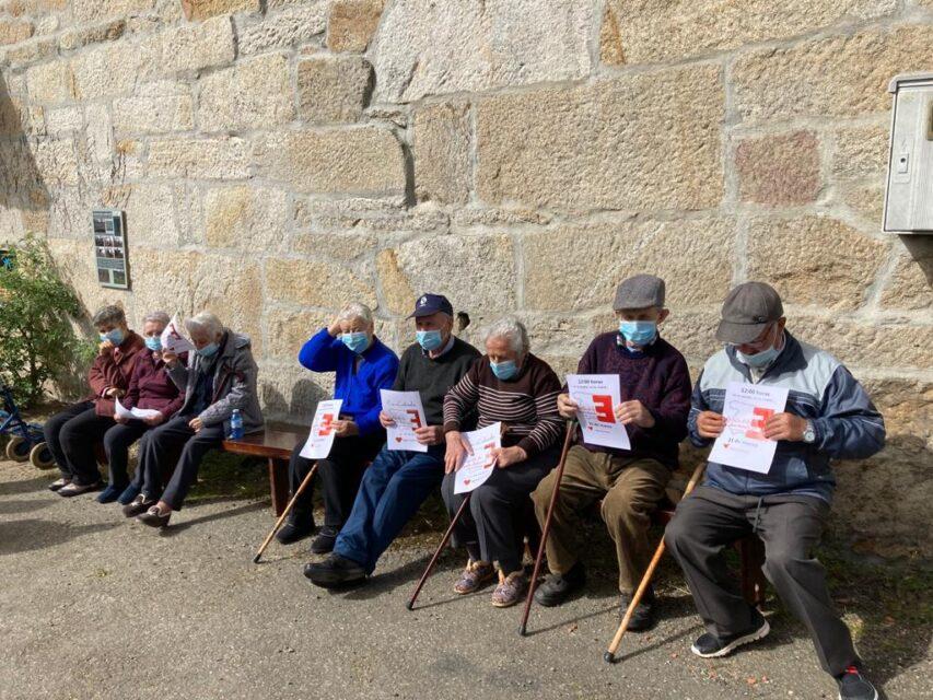 Repique de campanas para conmemorar el segundo aniversario de la España Vaciada