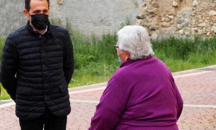 La Diputación de Valladolid crea dos líneas de ayuda para facilitar el desplazamiento de la población a los centros de vacunación