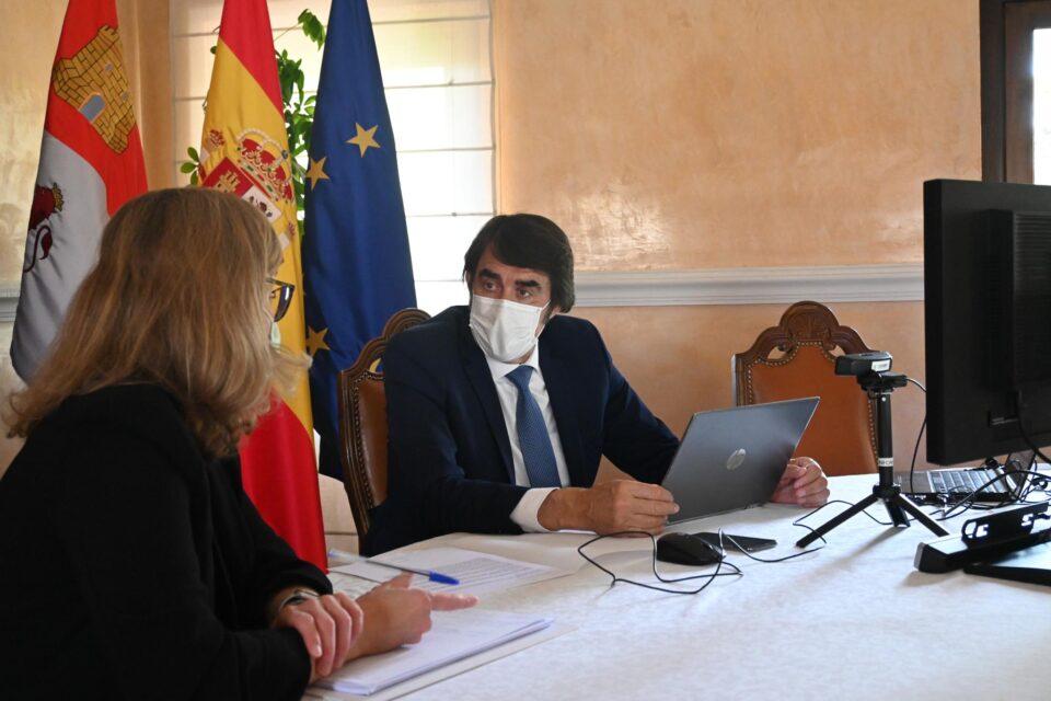 La Junta reclama al Gobierno de España mejor conectividad para el mundo rural
