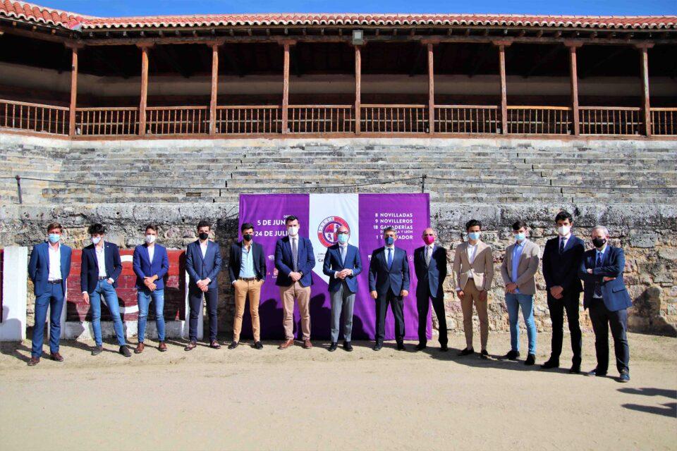 La segunda edición del Circuito de Novilladas se presenta en Medina de Rioseco