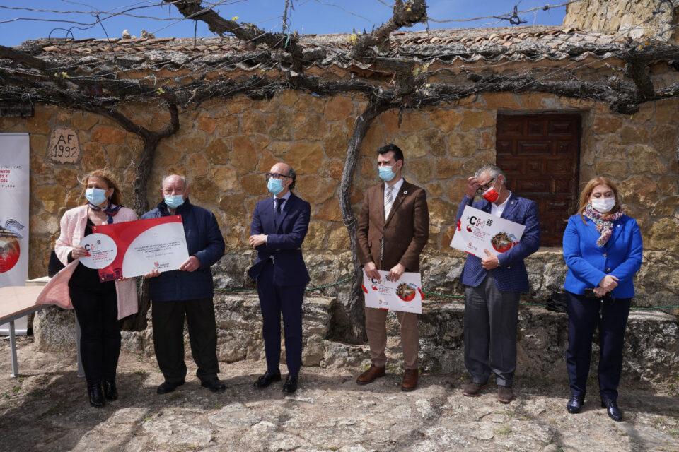 Medina de Rioseco recibe el accésit en los premios 'Mejores Prácticas en Conjuntos históricos y etnológicos' 2020 que otorga la Junta de Castilla y León