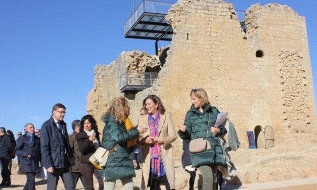 Aprobados 239.166 euros para actuaciones en el castillo de Villagarcía de Campos