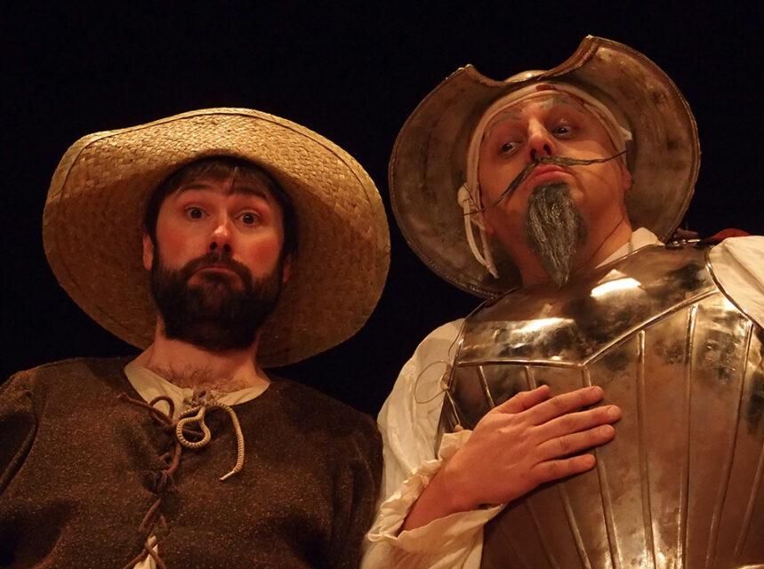 'Instantes con Cervantes' mezcla humor y enredo este sábado en Ampudia