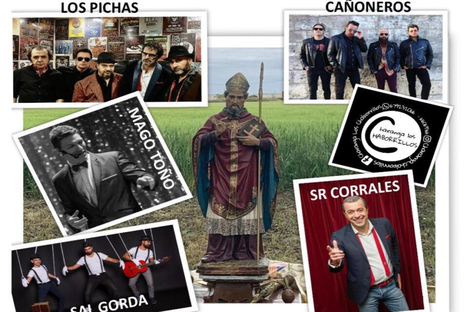 Más de una decena de actividades, este fin de semana en las fiestas de San Gregorio