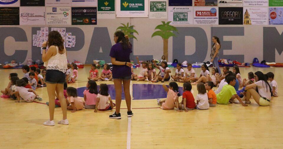 Medina de Rioseco presenta su propuesta deportiva infantil para este verano