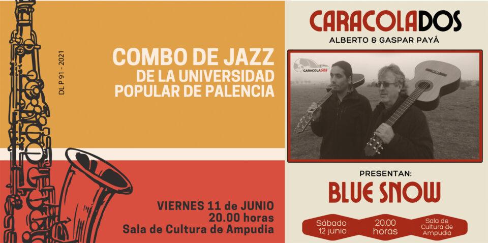 Jazz y músicas del mundo, este fin de semana en Ampudia
