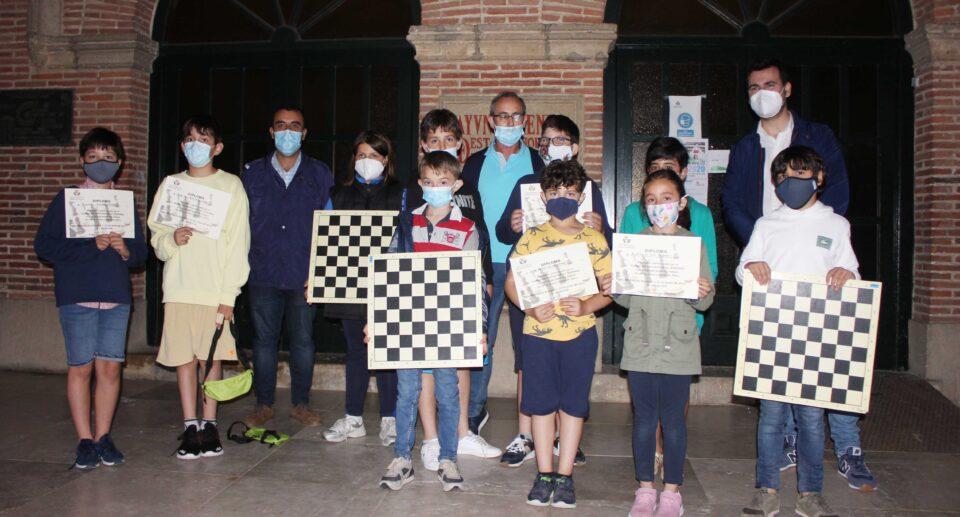 El ajedrez 'engancha' en Medina de Rioseco