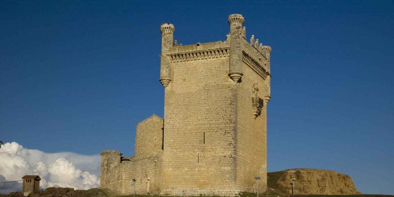 El castillo de Belmonte de Campos abandona la Lista Roja del Patrimonio