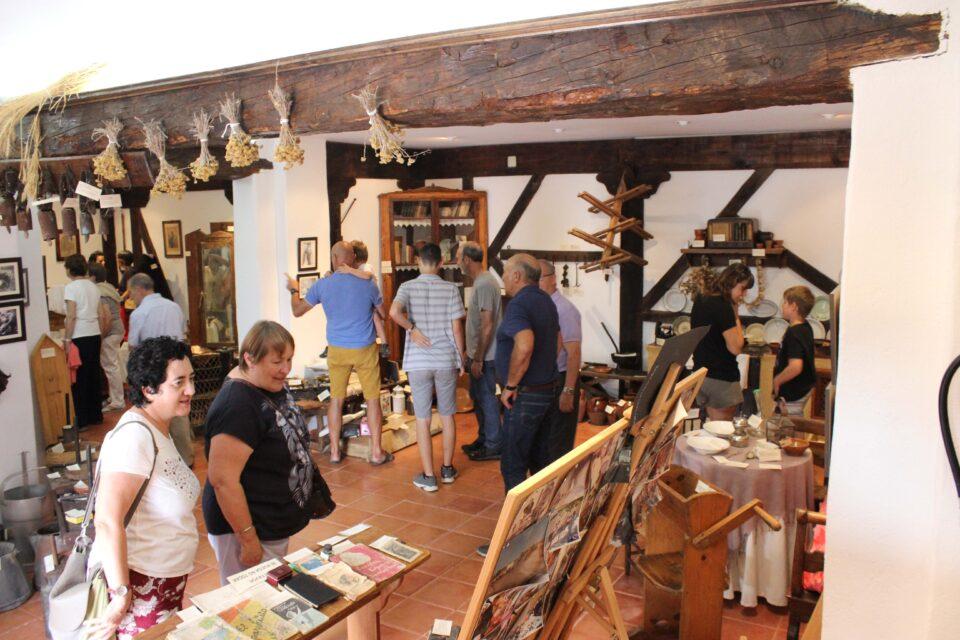 Jornada de puertas abiertas del Ecomuseo de Tordehumos los días 21 y 22 de agosto