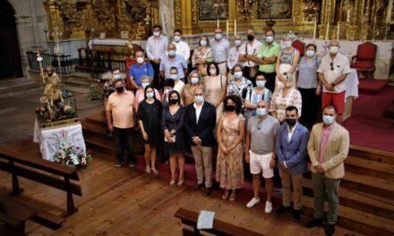 La misa en honor a Santiago Apóstol cierra las V Jornadas Jacobeas de Rioseco
