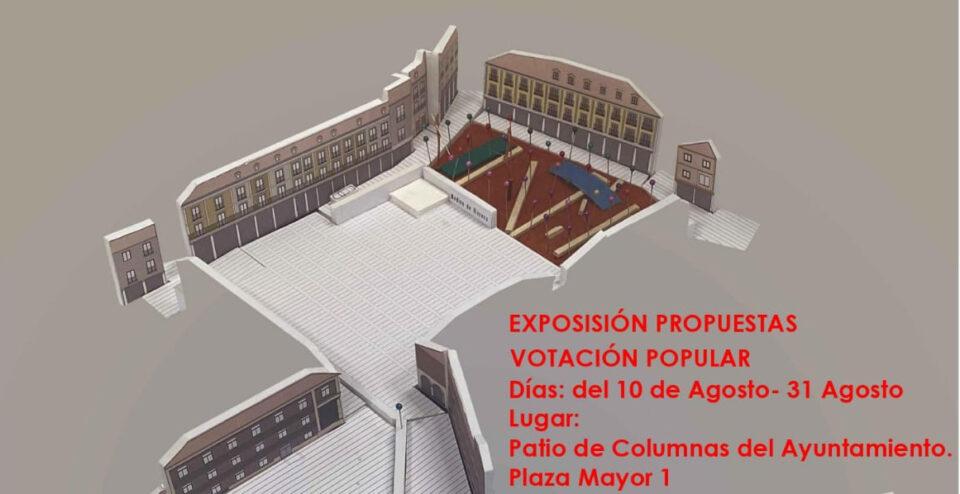 Medina de Rioseco pone en marcha la segunda fase de participación ciudadana para el diseño de la remodelación de su Plaza Mayor