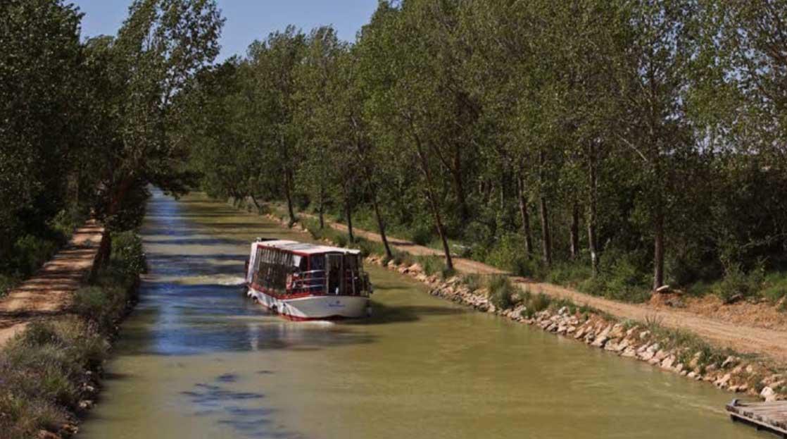 El Congreso Internacional sobre el Canal de Castilla llegará en el verano de 2022