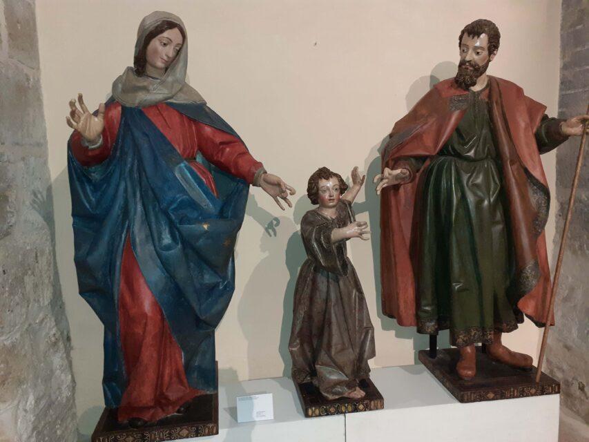 El Museo de San Francisco de Rioseco inaugura mañana la exposición 'El silencio del carpintero'