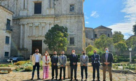 La Junta firma en La Santa Espina un convenio para impulsar la Formación Profesional Dual en los sectores agrario y agroalimentario