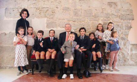 Medina de Rioseco rinde honores a su nuevo Hijo Adoptivo