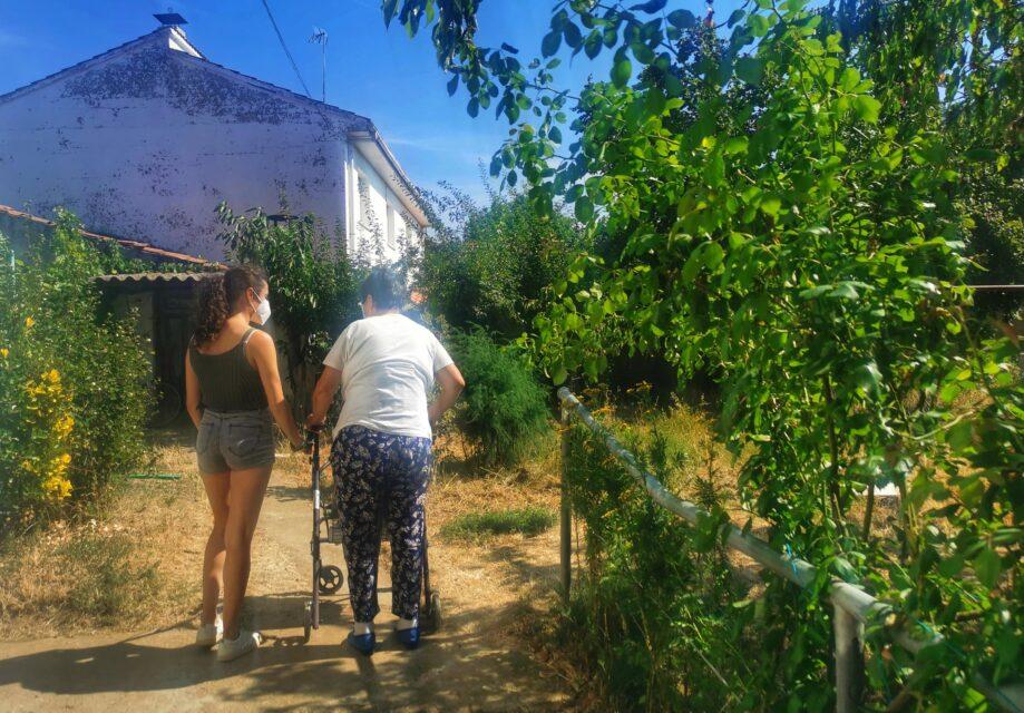 La despoblación en Campos y Torozos agudiza las problemáticas asociadas al envejecimiento