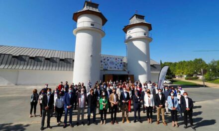 arranca la I Feria de Alimentos de Valladolid, con participación de varias empresas agroalimentarias de la zona