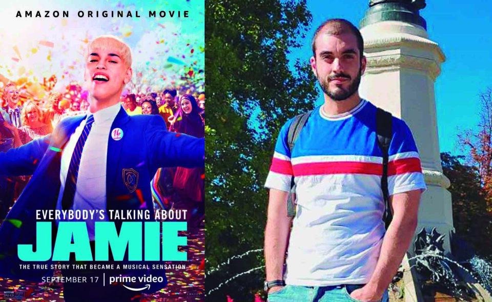 El riosecano Roberto Rodríguez es la voz del protagonista en 'Todos hablan de Jamie'