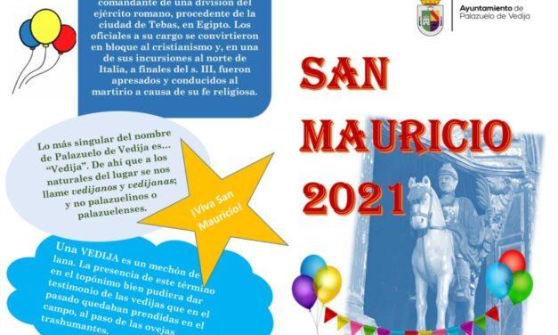 Palazuelo presenta el programa «contenido, controlado y sensato» de San Mauricio