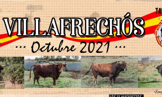 Los encierros  regresan también a Villafrechós
