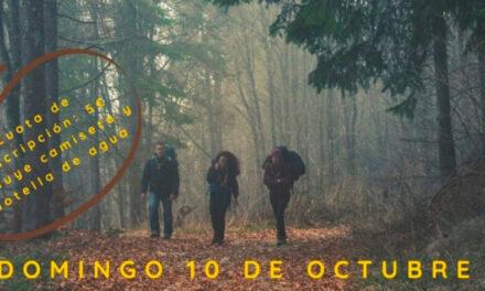La Marcha de Senderismo de Rioseco a favor de la AECC se traslada al domingo 10 de octubre