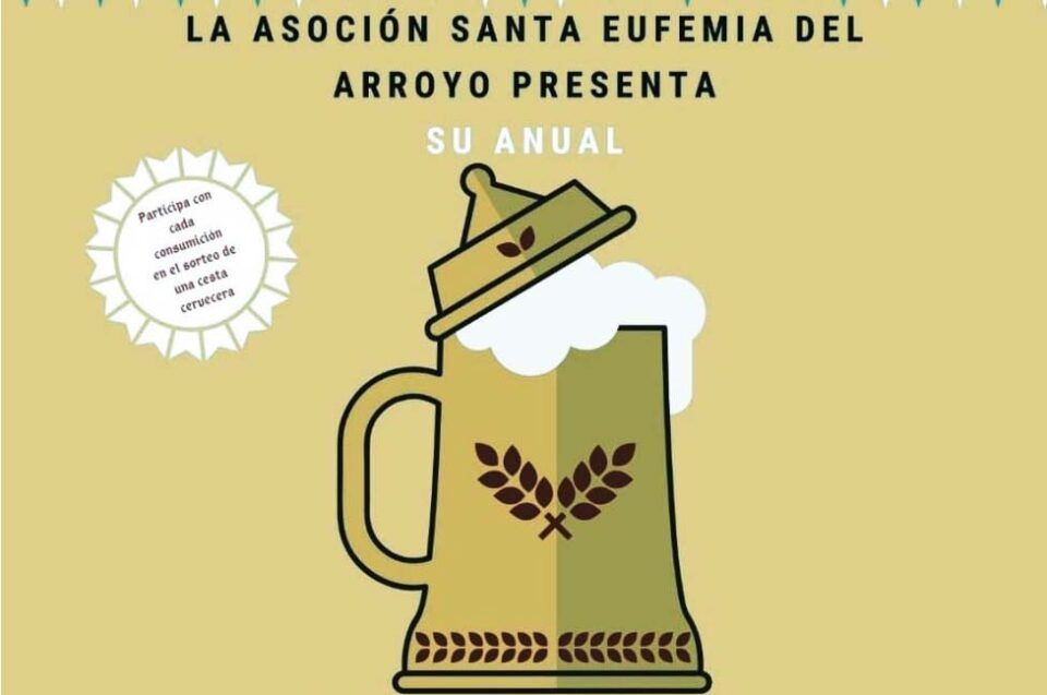 Santa Eufemia celebra esta tarde su 'Oktober Fiesta'