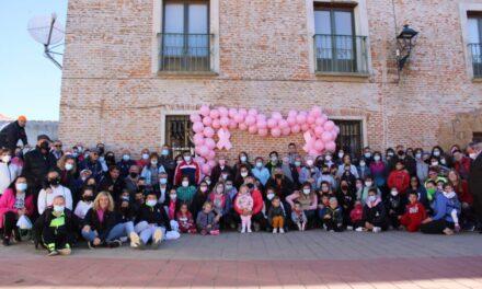 140 personas participan en la Marcha contra el Cáncer de Villafrechós